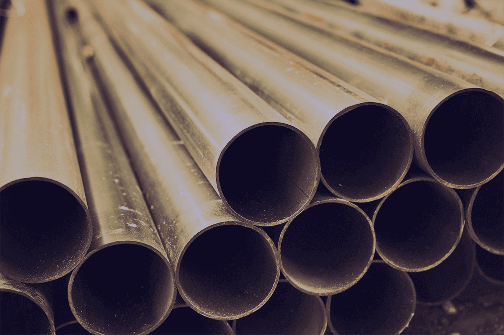 tuyau, tubes et raccords en cuivre-nickel